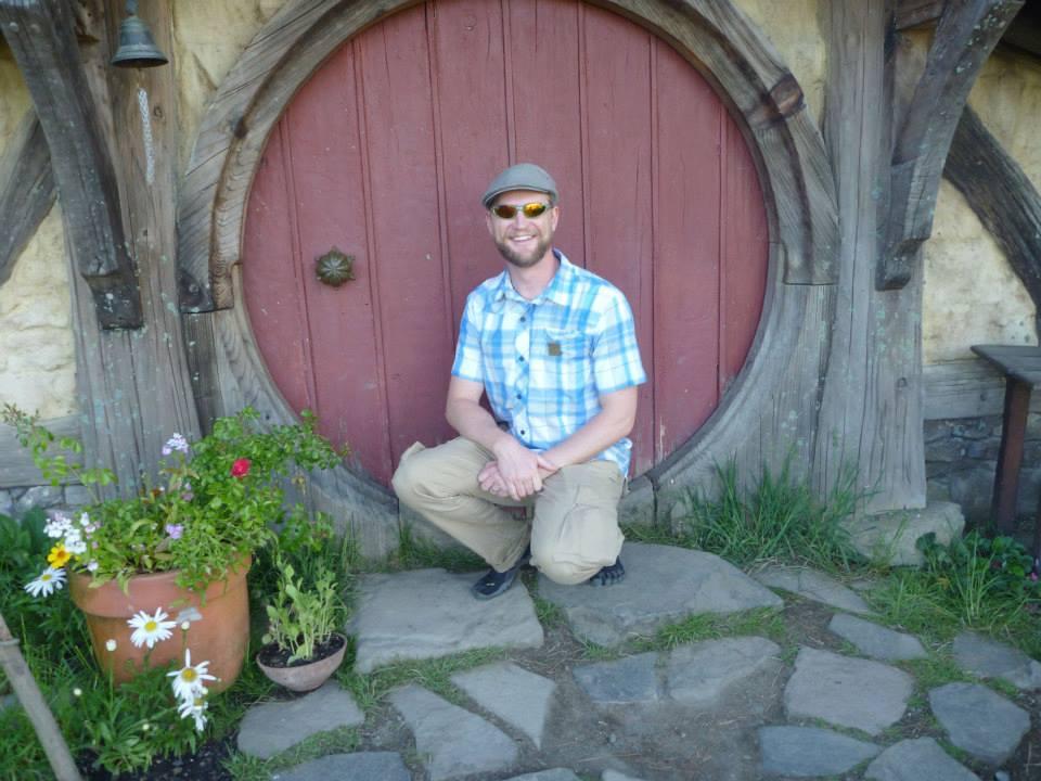Visiting Hobbiton