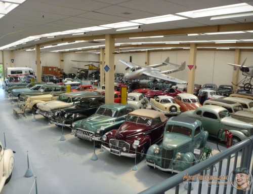 9 Must-See Automotive & Transport Museums in New Zealand