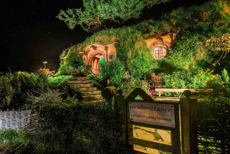 Hobbiton New Zealand Hotel