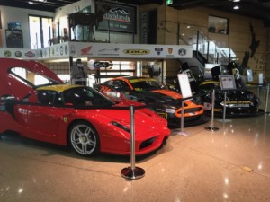 Highlands Motorsport Museum
