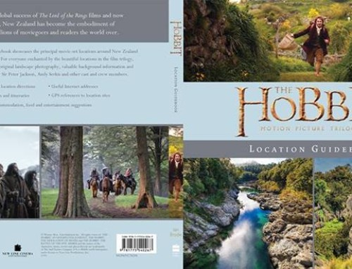 Hobbit Location Guidebook – Ian Brodie